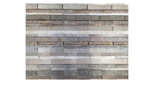 Horizontal Stripes in Greys & Brownish Greys Design Panels for Wall Coverings